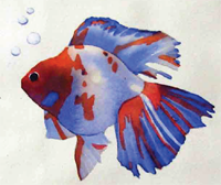 * How To Paint a Fish – PDF Downloadable